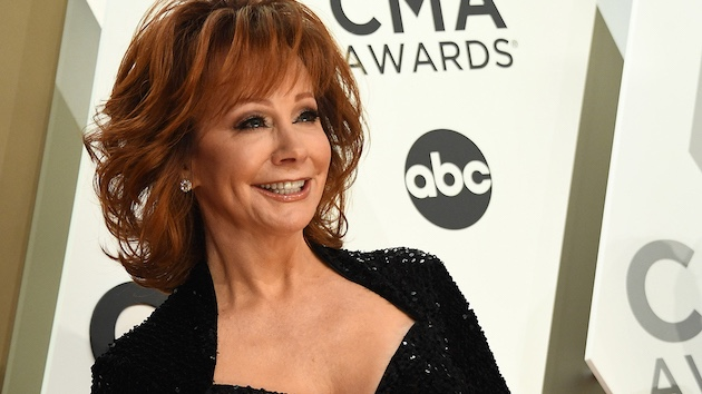 Reba McEntire to star in and produce a Lifetime music-themed holiday film